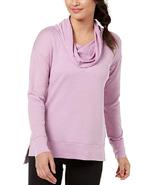 Ideology Cowl-Neck Top, Lilac Petal, Size XL, MSRP $44 - $19.62