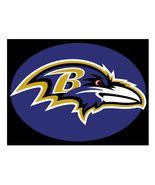 Baltimore Ravens Football Edible Cake Image Cake Topper - $8.98+