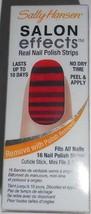 Sally Hansen Salon Effects Real Nail Polish Strips 540 Stripe Tease peel... - $0.99