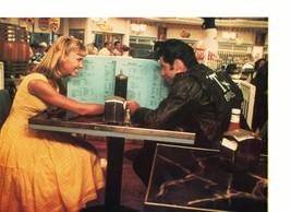 John Travolta Olivia Newton John teen magazine pinup clipping dancing time