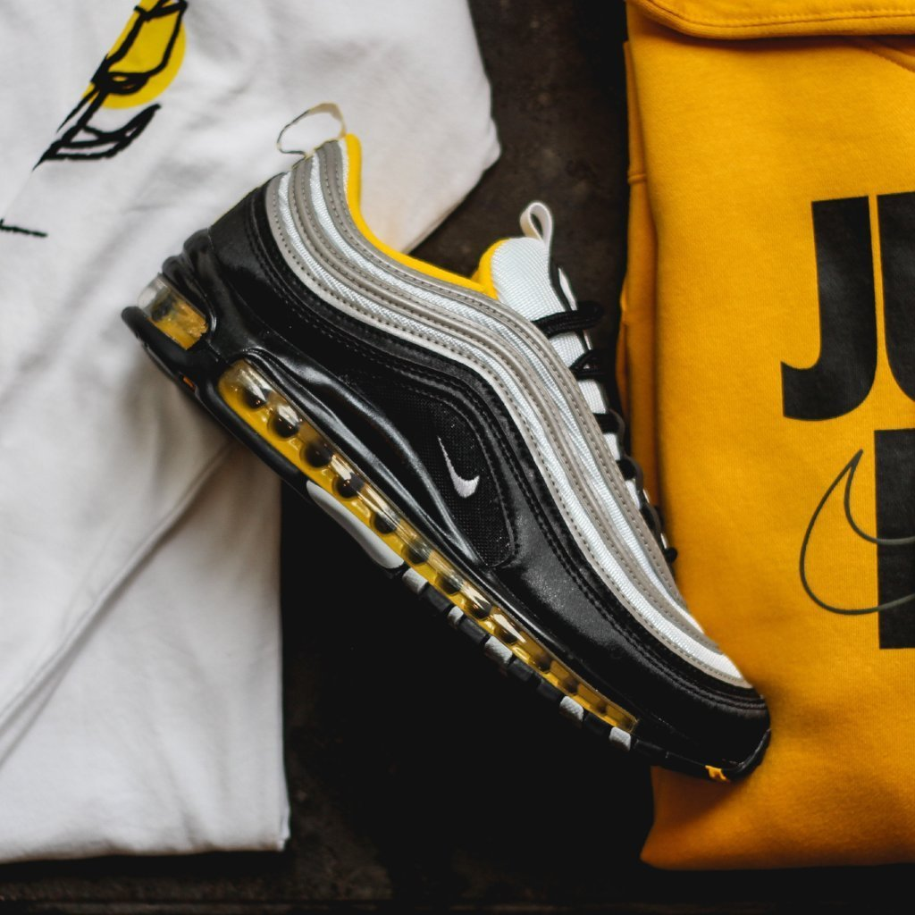 Nike Air Max 97 (Steelers  Black  White and 15 similar items e18517aee