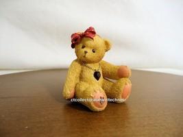 Cherished Teddies Little Sparkles July Bear 2003 NIB - $19.75