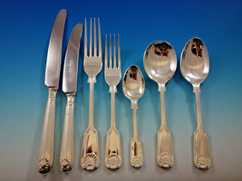 Fiddle Thread & Shell by United Cutlers Sterling Silver Flatware Set Ser... - $8,995.00