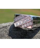 Haunted Sexual Fantasies Genie Djinn Ring 925 Crystal size 9 - $277.77