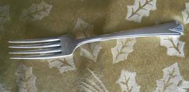 Oneida Community DEAUVILLE Silver Plate 1929 Art Deco Silverware Flatware  - $5.30+
