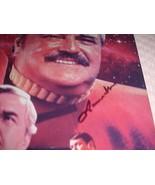 James Doohan SCOTTY STAR TREK autographed 8 x 10 - free shipping - $49.99