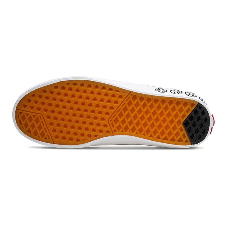 Original Men's Vans  Pro Low-top Skateboar Lifestyle Canvas Shoes Design Fashion