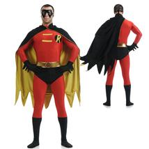 Lycar Spandex Zentai Superhero Batman Catsuit Halloween Costumes - $57.76