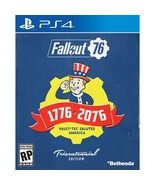Fallout 76 Deluxe Edition, PS4, Bethesda - $124.99