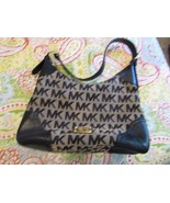 micheal kors purse  signature logo - $50.00