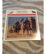 New Civil War Atlas Edition Collector Cards Pack of 20 Cards Lot 5 - $10.95