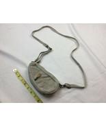 Ameribag Mini Swingpack Wallet Canvas Zipped LL Bean Tan - $14.01