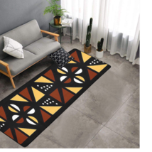 African Bongolan Ethnic and Tribal Area Rugs - $62.00+
