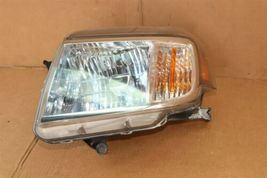 08-11 Mercury Mariner Headlight Head Light Lamp Driver Left LH POLISHED image 6