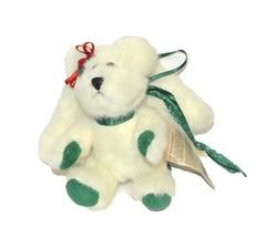 Boyds Bears Plush Angel Bear Plush Charity Angelbeary Christmas Tree Orn... - $16.78