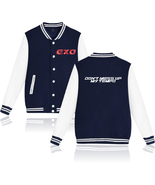 XXS-4XL EXO Don't Mess Up My Tempo Printed Baseball Jacket Buckle Outwea... - $19.00+
