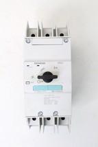 Siemens 3RV1742-5HD10 Circuit Breaker Screw Terminals S3 50A Sirius Made Germany - $295.00