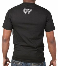 Famoso Stars Y Correas X Familia Tipo Fg Boh Cara Negro Camiseta FM01150128 Med image 2