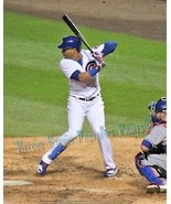 Leonys Martin Chicago Cubs OF 8x10 Pic PhotoArt Original 2017 New Issue - $4.44