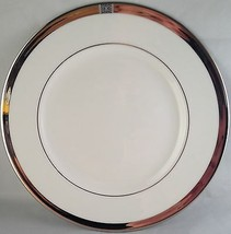 Lenox china Jewel platinum dinner plate - $12.00