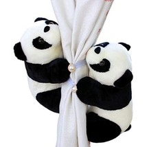 George Jimmy 1 Pair of Cartoon Panda Curtain Hold Backs Curtain Tieback ... - $32.16