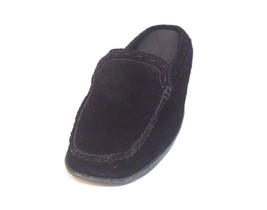 Women's Minnetonka Black Suede Slides Size 5.5 - $44.50