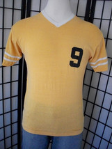 Sport-T by Stedman yellow Dowling Paint #9 local advertising vintage v n... - $19.95