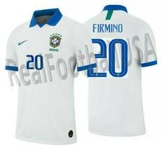 NIKE ROBERTO FIRMINO BRAZIL AWAY JERSEY COPA AMERICA 2019. - $150.00