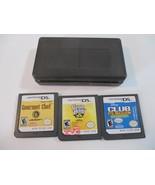 Guitar Hero: On Tour Nintendo DS Club Penguin  Gourmet Chef Cartridges O... - $24.74
