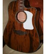 Keith Urban Acoustic Guitar NIGHT STAR LE 28/283 Cut away EQ HSC CD set ... - $435.73