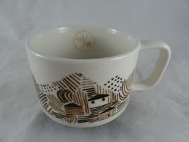Starbucks 2014 Artisan Series Mug 03/08 Story of Farmers New Bone China - $12.86