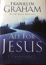 All for Jesus: A Devotional, Franklin Graham, Religion, Spirituality, Wo... - $12.95