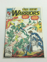 MARVEL Comics, The New Warriors #26 - Aug. 1992 FREE SHIPPING - $6.92