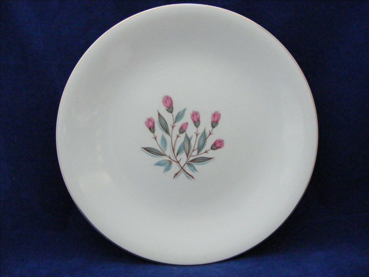 "4 Vintage Wedgwood Pink Hope 5"" Fruit Bowls  1960 Unicorn Mark"