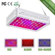LED Grow Lights, Full Spectrum Panel Grow Light for Professional Indoor ... - $189.98