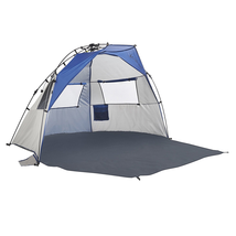 Outdoors Quick Cabana Beach Tent Sun Shelter Blue Pop Up Summer Outdoor ... - $90.99