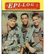 Epi-Log Magazine #14 China Beach/MASH/Tour of Duty/Call to Glory 1992 VE... - $4.99