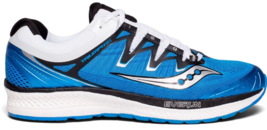 Saucony Triumph ISO 4 Size US 13 M (D) EU 48 Men's Running Shoes Blue S20413-2