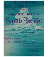 Sheet Music - Bali HA'I ~ From South Pacific ~ 1949 ~ Rodgers & Hammerst... - $9.85