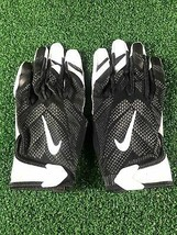 Player Issued Baltimore Ravens #57 Nike 4xl Football Gloves - $24.99