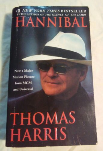Primary image for Hannibal By Thomas Harris 2001 Paperback