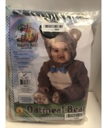 Rubie's Infant Noah Ark Collection Oatmeal Teddy Bear Costume 18-24 Month - $21.95