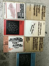 1983 Ford Ranger 1984 BRONCO II Camion Servizio Shop Riparazione Officin... - $137.90