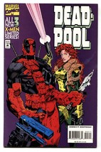 Deadpool #3 1994 high Grade movie comic book VF- - $27.74