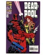 Deadpool #3 1994 high Grade movie comic book VF- - $27.74