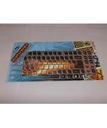 Keyboard Stickers - Basketball - Funkey Board Designer - $7.59
