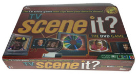 SCENE IT? TV Trivia DVD Game of the Year 2005 BRAND NEW Factory Sealed NIB - $11.87