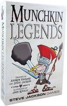 Steve Jackson Games Munchkin Legends Card Game - $40.94