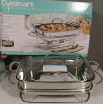CUISINART Stainless Steel Buffet Server Set, 5 quart