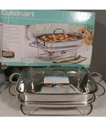 CUISINART Stainless Steel Buffet Server Set, 5 quart - $41.17